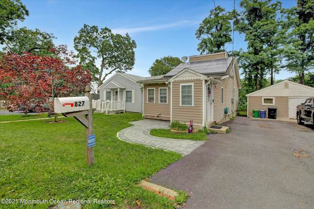 827 Arbordale Drive, Cliffwood Beach, NJ 07735 (MLS #22123244) :: The MEEHAN Group of RE/MAX New Beginnings Realty