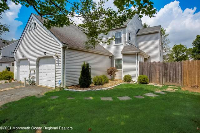 12 Frost Court, Freehold, NJ 07728 (MLS #22123246) :: Team Gio | RE/MAX