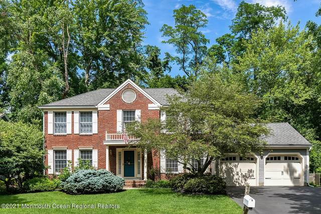 24 Gentry Drive, Fair Haven, NJ 07704 (MLS #22123281) :: Caitlyn Mulligan with RE/MAX Revolution