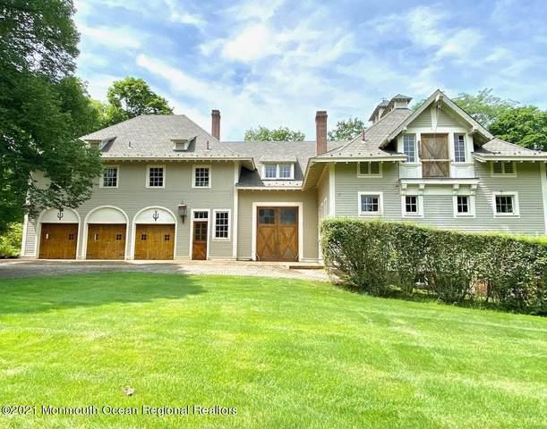 8 Willowbrook Road, Rumson, NJ 07760 (MLS #22123335) :: William Hagan Group