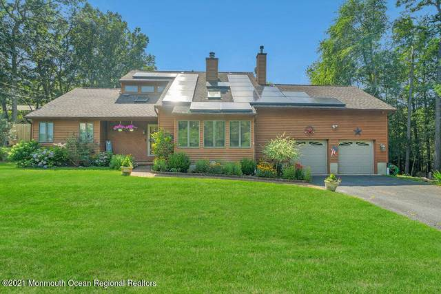 436 Halsey Avenue, Bayville, NJ 08721 (MLS #22123371) :: The MEEHAN Group of RE/MAX New Beginnings Realty