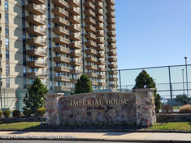 787 Ocean Avenue #712, Long Branch, NJ 07740 (MLS #22123376) :: PORTERPLUS REALTY