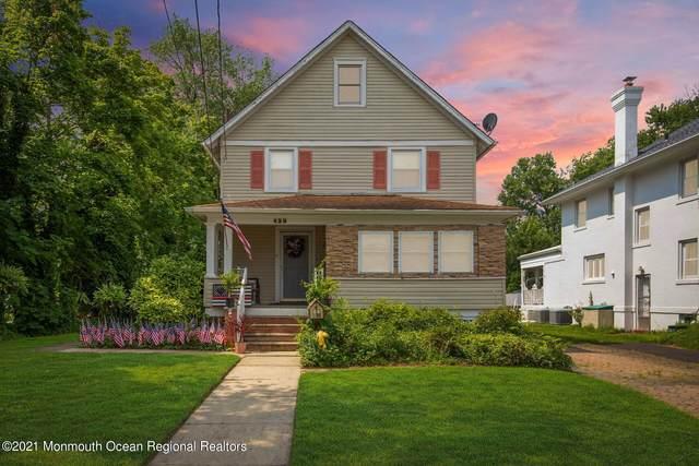 428 Bath Avenue, Long Branch, NJ 07740 (MLS #22123388) :: PORTERPLUS REALTY