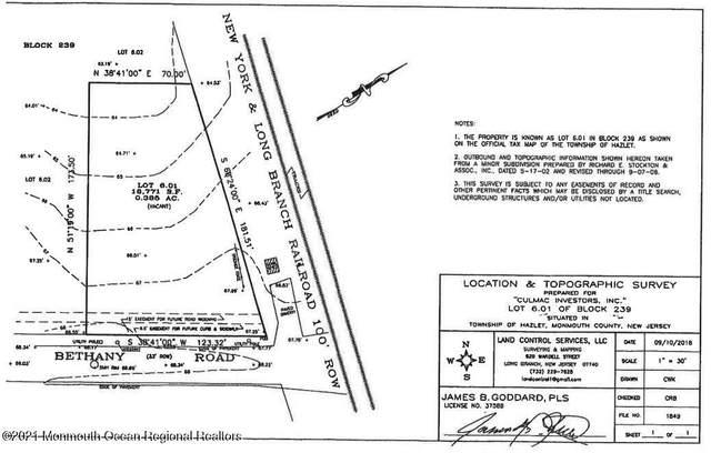 32 Bethany Road, Hazlet, NJ 07730 (MLS #22123411) :: The Sikora Group