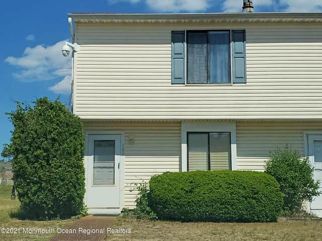 193 Sawmill Road, Brick, NJ 08724 (MLS #22123444) :: Corcoran Baer & McIntosh