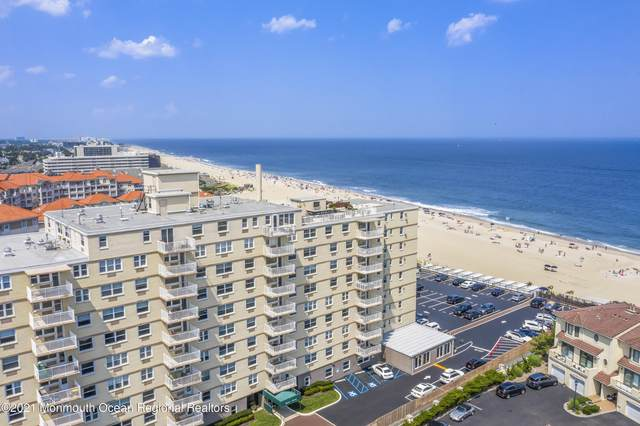675 Ocean Avenue 6D, Long Branch, NJ 07740 (MLS #22123545) :: The Ventre Team