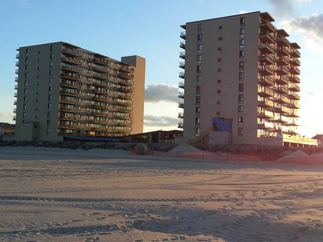 45 Ocean Avenue 6K, Monmouth Beach, NJ 07750 (MLS #22123547) :: William Hagan Group