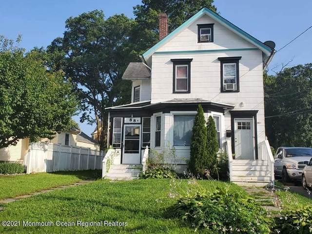 88 Elizabeth Street, Keyport, NJ 07735 (MLS #22123560) :: The MEEHAN Group of RE/MAX New Beginnings Realty