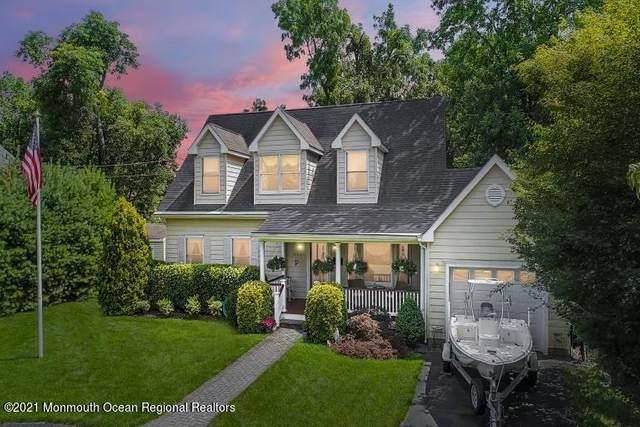 1143 18th Avenue, West Belmar, NJ 07719 (MLS #22123570) :: The Dekanski Home Selling Team