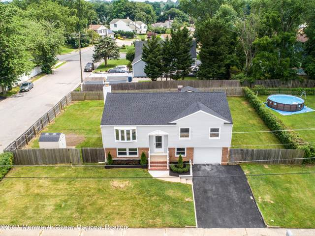 6 Denbo Drive, Neptune Township, NJ 07753 (MLS #22123639) :: The MEEHAN Group of RE/MAX New Beginnings Realty