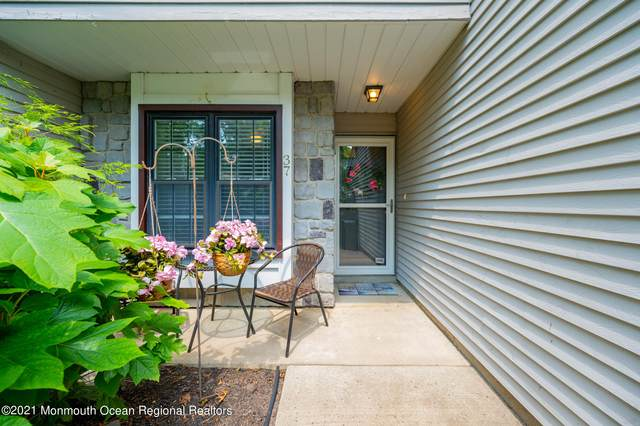 37 Steeplechase Court, Oceanport, NJ 07757 (MLS #22123665) :: The MEEHAN Group of RE/MAX New Beginnings Realty