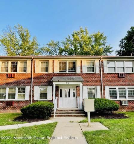 70 Stonehurst Boulevard F, Freehold, NJ 07728 (MLS #22123686) :: PORTERPLUS REALTY
