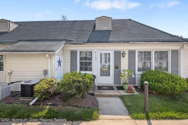 157B Pelham Lane 157B, Monroe, NJ 08831 (MLS #22123701) :: The MEEHAN Group of RE/MAX New Beginnings Realty
