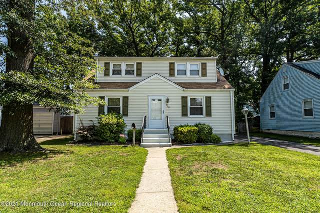 310 Laurel Avenue, Hazlet, NJ 07734 (MLS #22123707) :: The Sikora Group