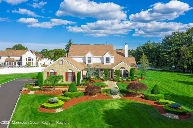 6 Bray Hollow Court, Freehold, NJ 07728 (MLS #22123723) :: The MEEHAN Group of RE/MAX New Beginnings Realty