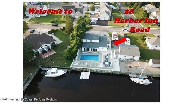 28 Harbor Inn Road, Bayville, NJ 08721 (MLS #22123729) :: Corcoran Baer & McIntosh