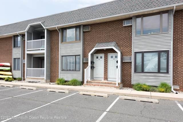 1382 Ocean Avenue B18, Sea Bright, NJ 07760 (MLS #22123810) :: The MEEHAN Group of RE/MAX New Beginnings Realty