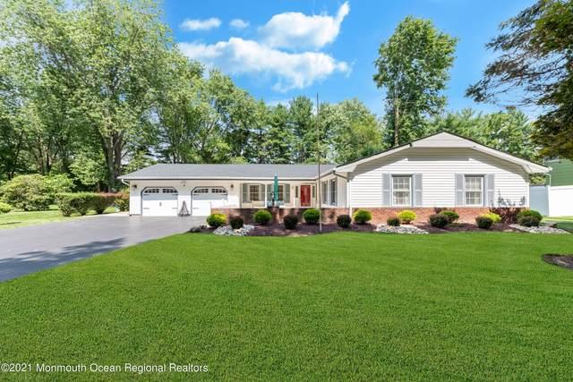 4 Jamestowne Road, Manalapan, NJ 07726 (MLS #22123848) :: Kiliszek Real Estate Experts