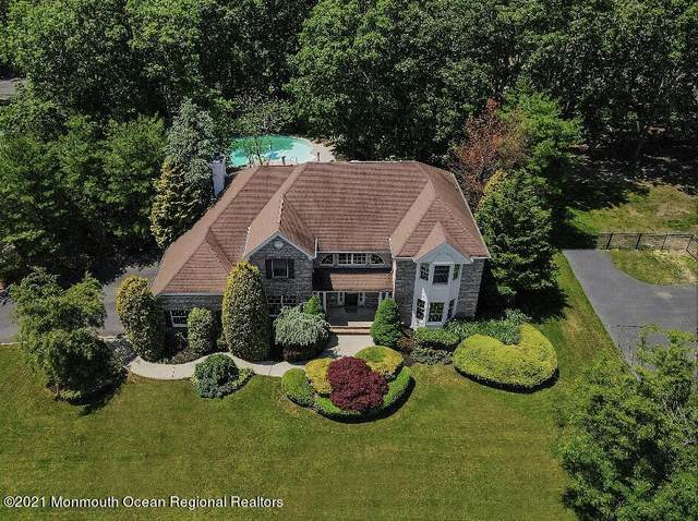 2420 Orchard Crest Boulevard, Wall, NJ 08736 (MLS #22123859) :: Caitlyn Mulligan with RE/MAX Revolution