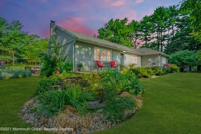 42 Agress Road, Millstone, NJ 08535 (MLS #22123873) :: The Dekanski Home Selling Team