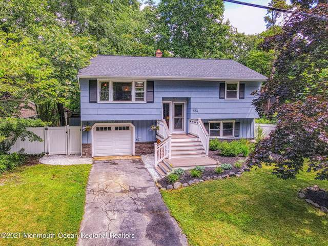 123 Bennett Road, Neptune Township, NJ 07753 (MLS #22123874) :: The MEEHAN Group of RE/MAX New Beginnings Realty