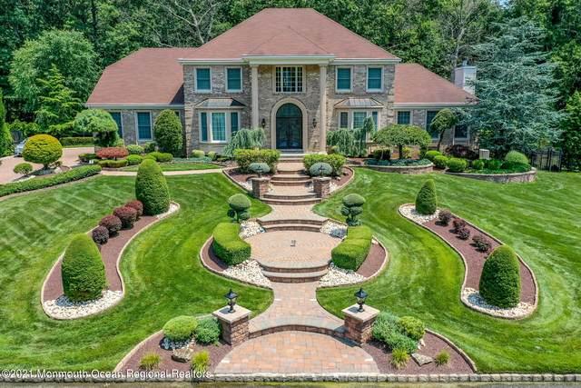 24 Alexis Drive, Farmingdale, NJ 07727 (MLS #22123884) :: Corcoran Baer & McIntosh