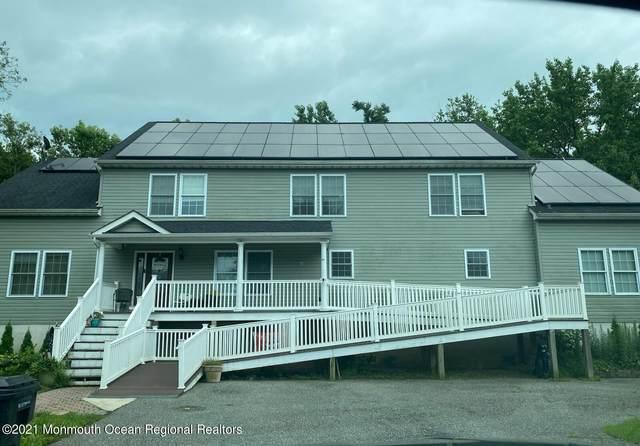 66 Carter Avenue, North Middletown, NJ 07748 (MLS #22123948) :: The Dekanski Home Selling Team