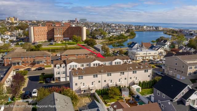1001 Central Avenue #3, Bradley Beach, NJ 07720 (MLS #22123949) :: Kiliszek Real Estate Experts