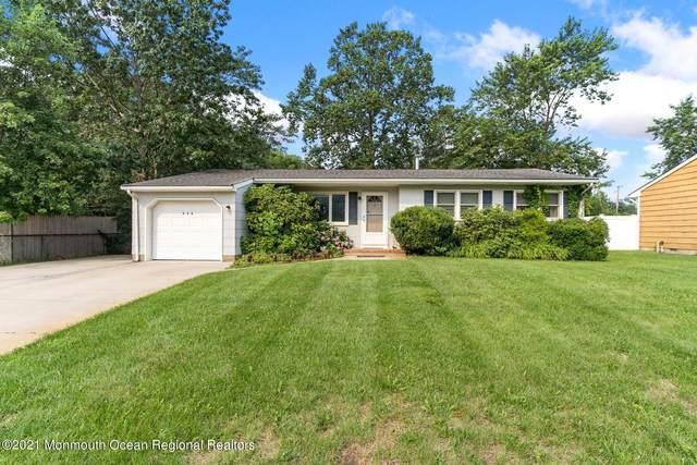 336 Georgia Drive, Brick, NJ 08723 (MLS #22123962) :: Kiliszek Real Estate Experts