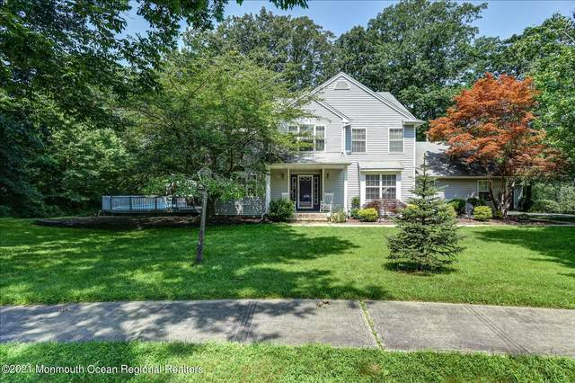 10 Mimosa Court, Jackson, NJ 08527 (MLS #22123980) :: The MEEHAN Group of RE/MAX New Beginnings Realty