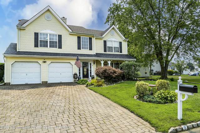 9 Wheeling Court, Tinton Falls, NJ 07724 (MLS #22123985) :: The MEEHAN Group of RE/MAX New Beginnings Realty