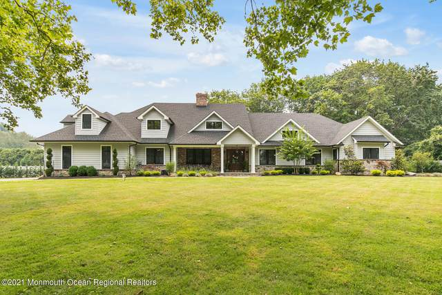 52 Laurelwood Drive, Colts Neck, NJ 07722 (MLS #22124048) :: Caitlyn Mulligan with RE/MAX Revolution