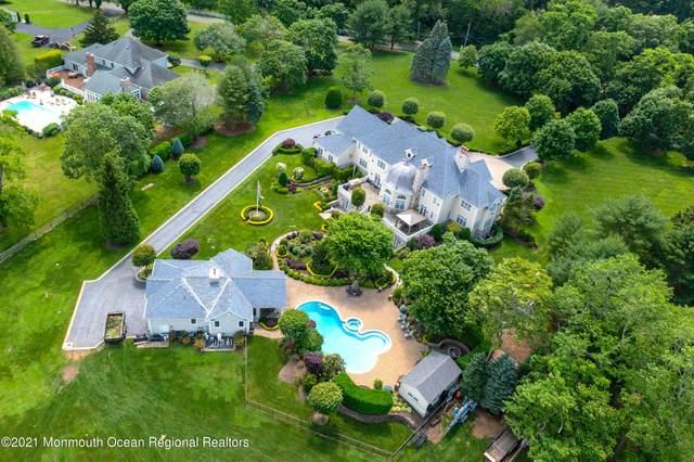 15 Whipporwill Valley Road, Middletown, NJ 07748 (MLS #22124051) :: PORTERPLUS REALTY