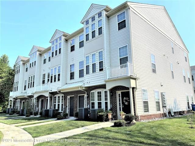 4 Samantha Drive, Tinton Falls, NJ 07712 (MLS #22124062) :: The MEEHAN Group of RE/MAX New Beginnings Realty