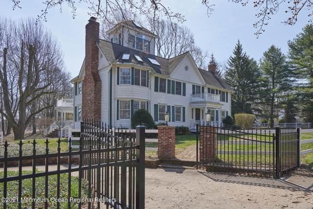 170 Red Hill Road, Middletown, NJ 07748 (MLS #22124074) :: PORTERPLUS REALTY