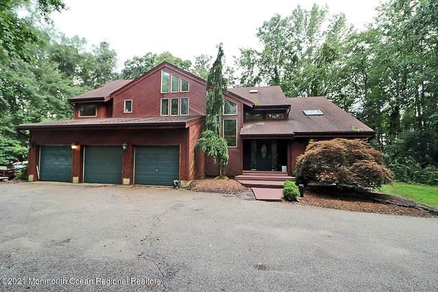 1538 Ridgeway Road, Toms River, NJ 08755 (MLS #22124082) :: PORTERPLUS REALTY