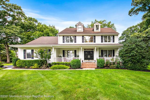 67 Wolfhill Avenue, Oceanport, NJ 07757 (MLS #22124100) :: The MEEHAN Group of RE/MAX New Beginnings Realty