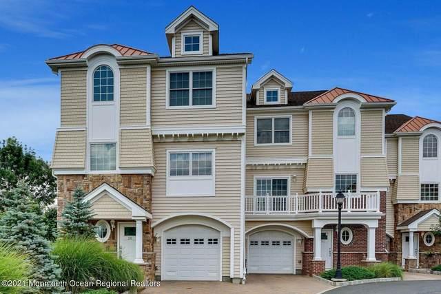 201 Gateway Court #1, Union Beach, NJ 07735 (MLS #22124103) :: The Dekanski Home Selling Team