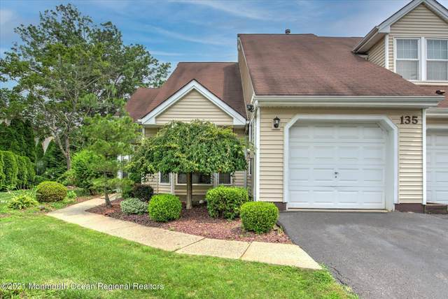 135 Daffodil Drive, Freehold, NJ 07728 (MLS #22124107) :: The MEEHAN Group of RE/MAX New Beginnings Realty