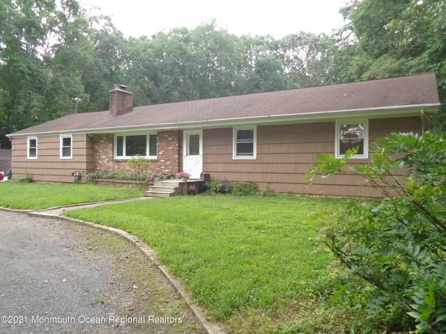 517 Ely Harmony Road, Millstone, NJ 08510 (MLS #22124116) :: PORTERPLUS REALTY