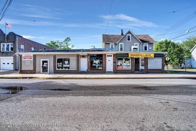1528 Monroe, Neptune Township, NJ 07753 (MLS #22124119) :: The MEEHAN Group of RE/MAX New Beginnings Realty
