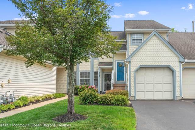 128 Evergreen Court, Freehold, NJ 07728 (MLS #22124195) :: The MEEHAN Group of RE/MAX New Beginnings Realty