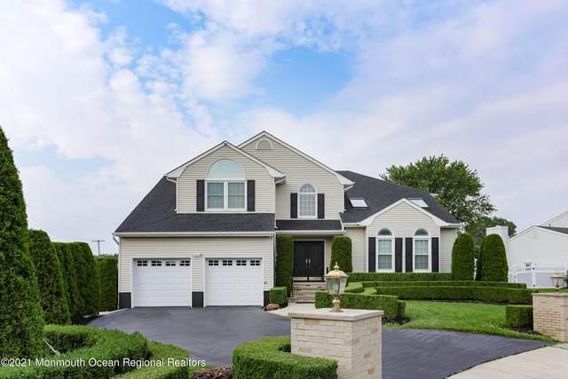 10 Campo Lane, Hazlet, NJ 07730 (MLS #22124224) :: The Sikora Group