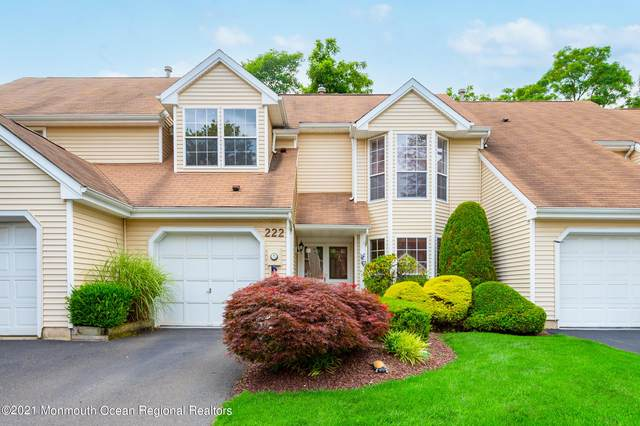 222 Daffodil Drive, Freehold, NJ 07728 (MLS #22124225) :: The MEEHAN Group of RE/MAX New Beginnings Realty