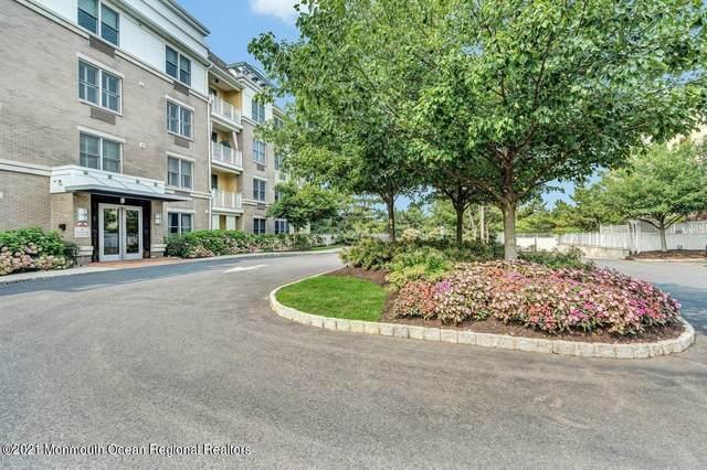 55 Melrose Terrace #108, Long Branch, NJ 07740 (MLS #22124230) :: PORTERPLUS REALTY