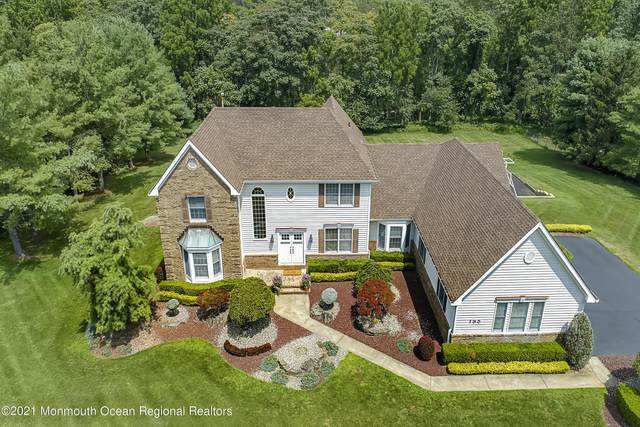 185 Sheffield Drive, Freehold, NJ 07728 (MLS #22124242) :: The MEEHAN Group of RE/MAX New Beginnings Realty
