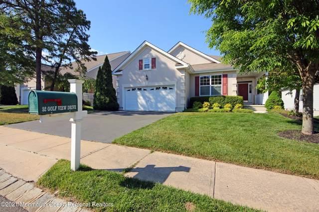 52 Golf View Drive, Little Egg Harbor, NJ 08087 (MLS #22124243) :: Corcoran Baer & McIntosh