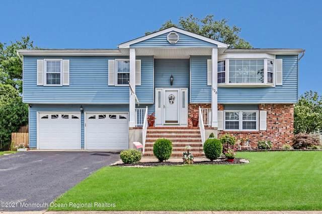 128 Pine Needle Street, Howell, NJ 07731 (MLS #22124274) :: Team Gio | RE/MAX