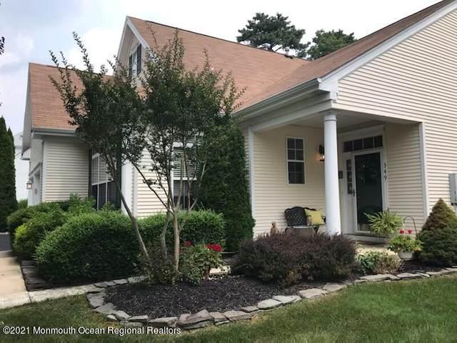 349 Golf View Drive, Little Egg Harbor, NJ 08087 (MLS #22124290) :: Corcoran Baer & McIntosh