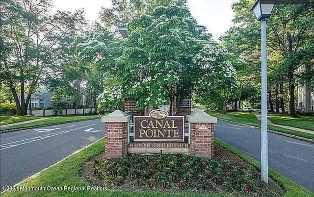 306 Trinity Court #5, West Windsor, NJ 08540 (MLS #22124306) :: PORTERPLUS REALTY